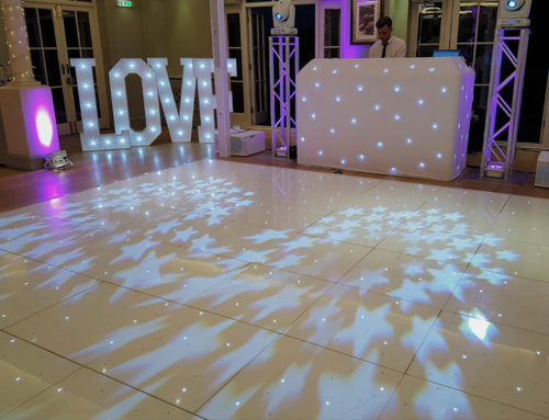 How to Make a Starlit Dance Floor the Centre of the Night