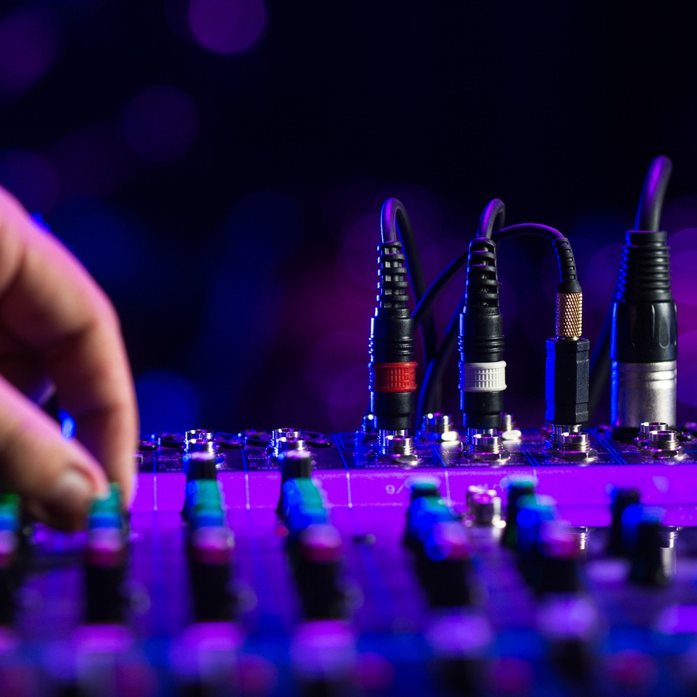 Sound equipment for awards ceremonies in London and Surrey